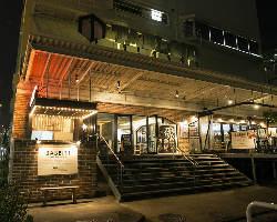 【日の出駅徒歩1分】 大型スタジオTABLOID1Fの多国籍キッチン