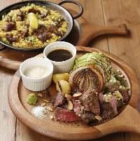 肉料理とお酒がすすむ創作料理を楽しむ大衆焼肉酒場