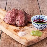 【お肉】ワインにしっかり合うお肉もご用意!