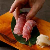 職人が握る本格寿司がご堪能できます!