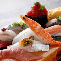 お寿司に合う各種お酒もご用意しております。