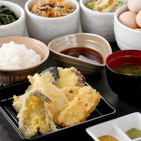 魚がし天ぷら