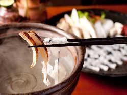 四季の旬食材が彩られた懐石料理。大切な会食に最適です。