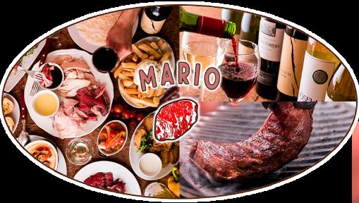 肉屋のイタリア酒場 マリオ 王子駅前店の画像
