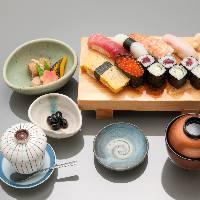 おすすめの光琳亭にぎり寿司