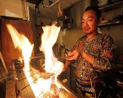 神楽坂で長年腕を振るってきた料理人【やっさん】