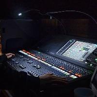 音響設備完備!プロがセッティングを行うのでご安心ください!