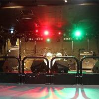 ステージがあり、バンド演奏などもご利用いただけます。