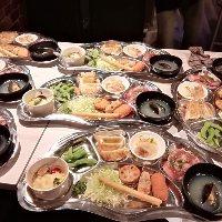 宴会コースは飲み放題付で3,000円~ご用意しています!