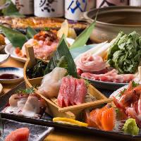 ◇三陸のお刺身盛り 漁港直送の新鮮魚介使用のお刺身盛り合わせ
