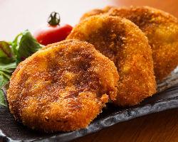 ハムから手作り〜自家製鶏のハムカツ