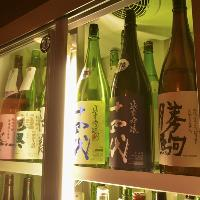 日本全国の日本酒を適正な管理をしているので美味しい。