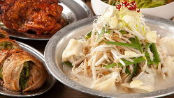 当店名物「肉巻き串」は肉と素材の旨味を同時に楽しめる逸品!