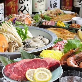 銘柄日本酒の店 個室居酒屋 月の風