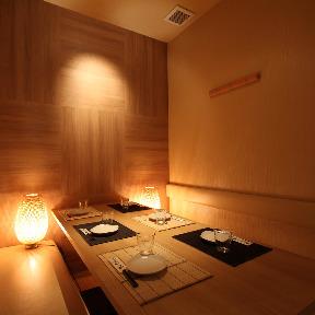 肉バル × 個室 HACHIKU −はちく− 新宿店の画像