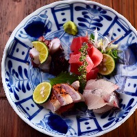 【全国各地より厳選】 篠島や近海より仕入れた鮮度抜群の鮮魚