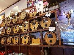 1分10円♪ 樽ワイン飲み放題
