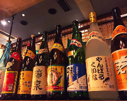 【泡盛】 沖縄料理と相性抜群の泡盛を各種ご用意しております