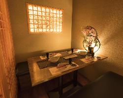 お昼の宴会がお得!九州料理を堪能できるコースも個室で!