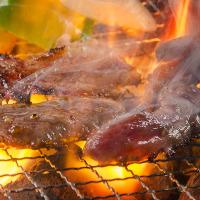 【おすすめカルビ】 絶品炭火焼肉をご堪能ください!