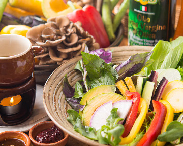 ベジバル Itaru 池袋店 〜Vegetable Bar & Organic〜