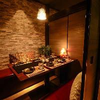 有楽町でのデートに最適◎人気の完全個室