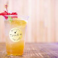 暑いときにごくごく飲みたい特製ジュース