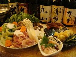 郷土料理を満喫できるプランでゆったりお楽しみください☆
