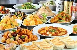 宴会コース料理3,500円~ご用意、歓送迎会に是非お使いください
