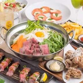 特選牛握り寿司&チーズフォンデュ レッジャーノ 渋谷店の画像