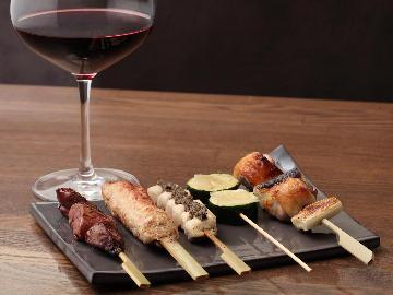 YAKITORI&Wine Shinoriの画像