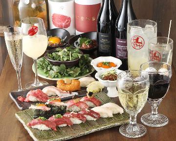 池袋東口 肉寿司 image