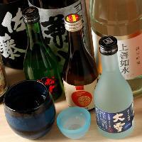 お一人様や海外からのお客様におすすめしたい小瓶日本酒各種