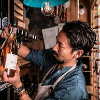 【厳選自然派ワイン】 生産地に訪れ厳選したワインは300種以上