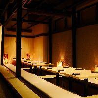 博多料理付宴会プランは3000円(税抜)もちろん3時間飲み放題付◎
