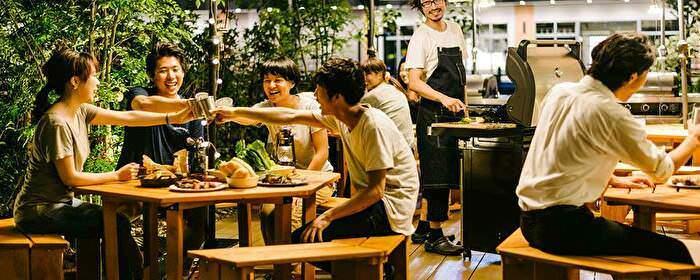 Cafe&BarbecueDiner PUBLIE(パブリエ) image