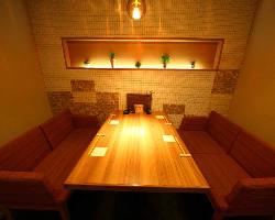 上質な和空間 大人の隠れ家は接待や会食にも。