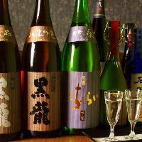 【自慢の日本酒】福井の地酒 黒龍・九頭龍・梵・伝心・早瀬浦…