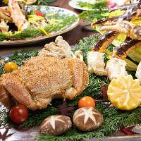 ご宴会に人気のお料理コースも豊富にご用意しております!