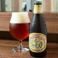 こだわりのアメリカのクラフトビールをご用意してます