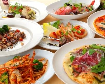 イタリア料理 トラットリア レガーロ 新横浜店 image