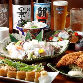 ビアテラス&海鮮居酒屋 遊友魚港(ゆうゆうぎょこう)