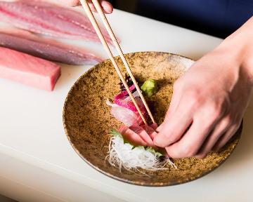 国産鰻と日本酒 ひよしのえんがわ