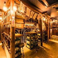 貸切宴会も大歓迎!漁師小屋をイメージした活気ある居酒屋!