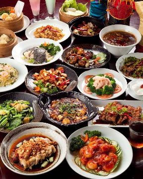 香港料理 食べ放題&飲み放題 萬華