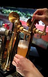 エビスビールで乾杯♪