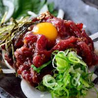 九州から取り寄せた素材を新鮮なうちに調理!鮮度が自慢です◎