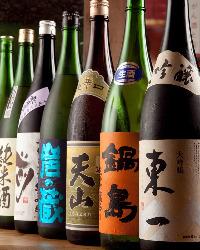 【地酒】 佐賀の地酒を多数ご用意♪
