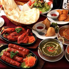 カレー・アジア料理 クマル 西荻窪店の画像