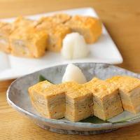 季節メニューも豊富。ふわトロの『白子の天ぷら』は冬の味わい